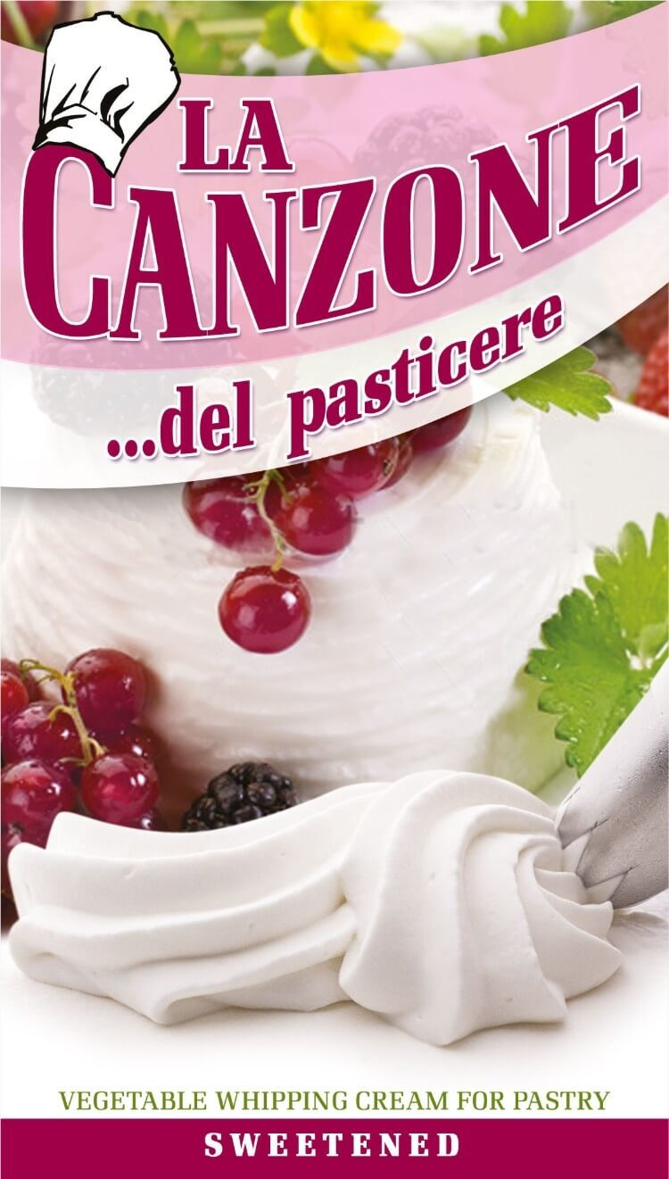 "UHT продукт ""La Canzone"""