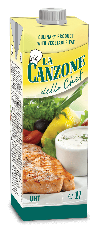 Готварска сметана La Canzone | Novagel1